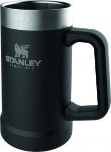 Kufel Stanley ADVENTURE BIG GRIP BEER STEIN 0,7 L czarny