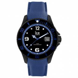 ICE steel-Black blue-Large (L)