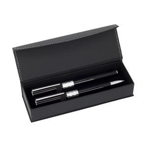 Zestaw piśmienny pióro kulkowe i długopis