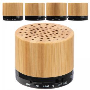 Głośnik Bluetooth drewniany FLEEDWOOD