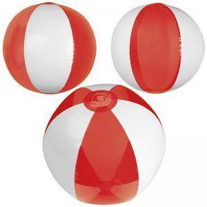 Piłka plażowa MONTEPULCIANO czerwony