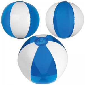 Piłka plażowa MONTEPULCIANO niebieski