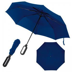 Parasolka manualna ERDING niebieski