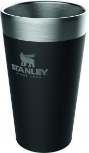 Kubek Stanley ADVENTURE STACKING BEER PINT 0,47 L czarny