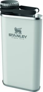 PIERSIÓWKA STANLEY CLASSIC EASY FILL WIDE MOUTH FLASK 0,23 L biały