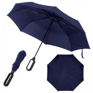 Parasolka manualna ERDING granatowy