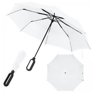 Parasolka manualna ERDING biały