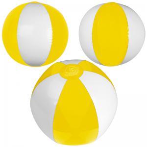 Piłka plażowa MONTEPULCIANO żółty