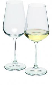 Zestaw 2 kieliszków do białego wina MORETON 2, 250 ml