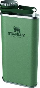 PIERSIÓWKA STANLEY CLASSIC EASY FILL WIDE MOUTH FLASK 0,23 L zielony