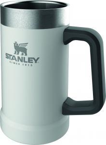 Kufel Stanley ADVENTURE BIG GRIP BEER STEIN 0,7 L biały