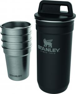 Zestaw Stanley ADVENTURE SHOT GLASS SET czarny