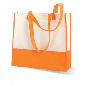 Torba plażowa lub na zakupy pomarańczowy