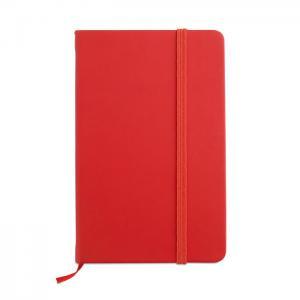 Notatnik 96 kartek czerwony