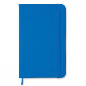 Notatnik 96 kartek niebieski