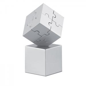Magnetyczne puzzle 3D