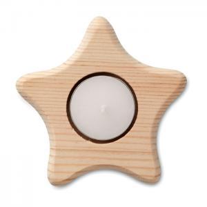 Świecznik gwiazda