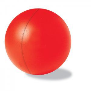 Piłka antystresowa czerwony