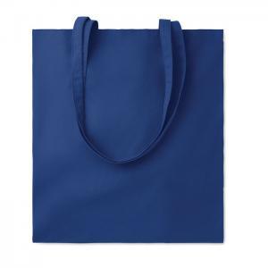 Bawełniana torba na zakupy granatowy