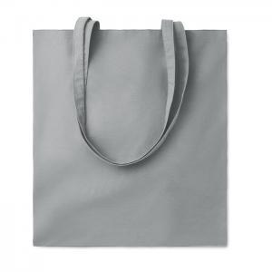 Bawełniana torba na zakupy szary