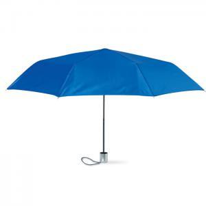 Mini parasolka w etui niebieski
