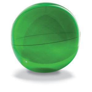 Piłka plażowa z PVC zielony