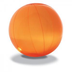 Piłka plażowa z PVC pomarańczowy