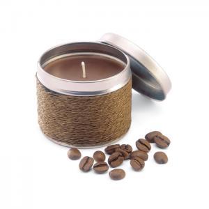 Świeczka zapachowa brązowy