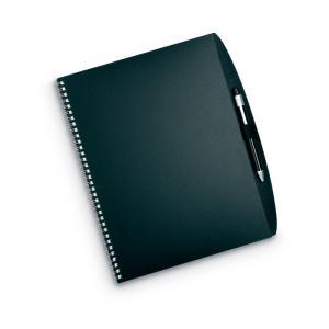 70-kartkowy blok A4, długopis