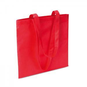 Torba na zakupy czerwony