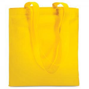 Torba na zakupy żółty