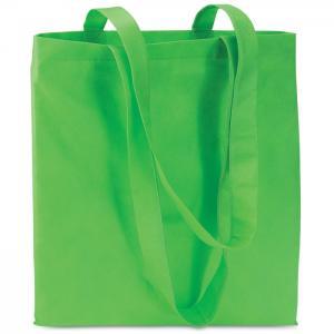 Torba na zakupy zielony