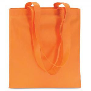 Torba na zakupy pomarańczowy