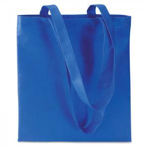 Torba na zakupy niebieski