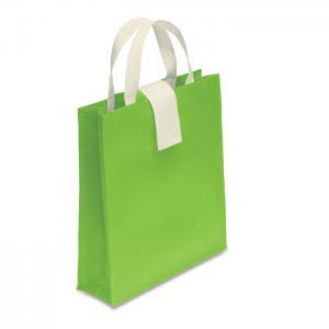 Składana torba na zakupy limonka