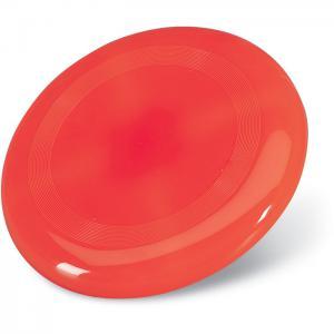 Frisbee czerwony