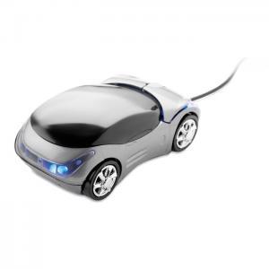 Mysz optyczna, samochód