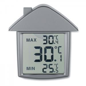 Termometr z przyssawką, dom