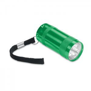 Aluminiowa mini latarka