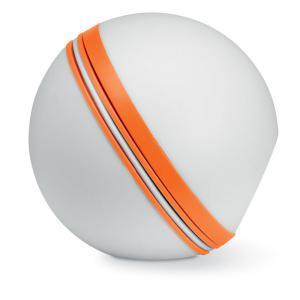 Głośnik stereo. pomarańczowy