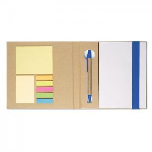 Eco Notes. niebieski
