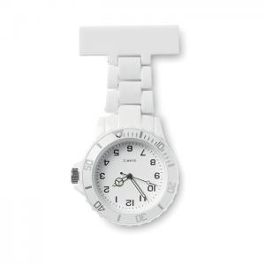 Zegarek pięgniarski.
