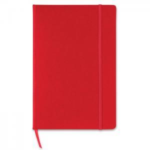 Notes. czerwony