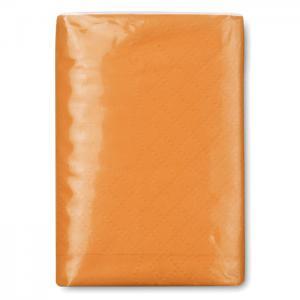 Mini chusteczki pomarańczowy