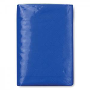 Mini chusteczki niebieski
