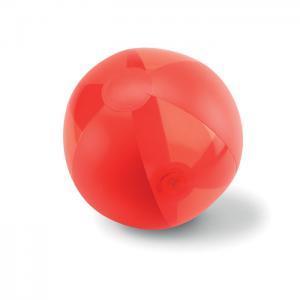 Piłka plażowa czerwony