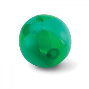 Piłka plażowa zielony
