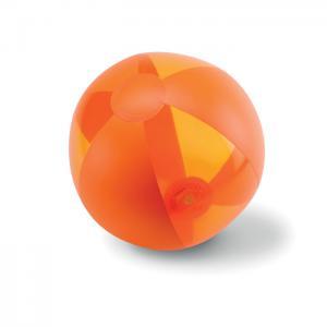 Piłka plażowa pomarańczowy