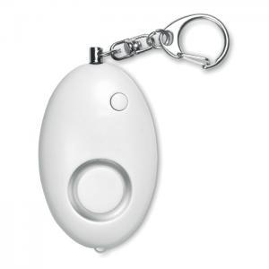 Mini alarm personalny biały