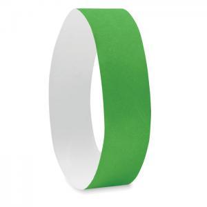 Opaska na rękę Tyvek® zielony